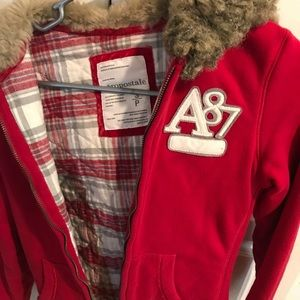 Aeropostale Jackets & Coats - Aeropostale plaid jacket